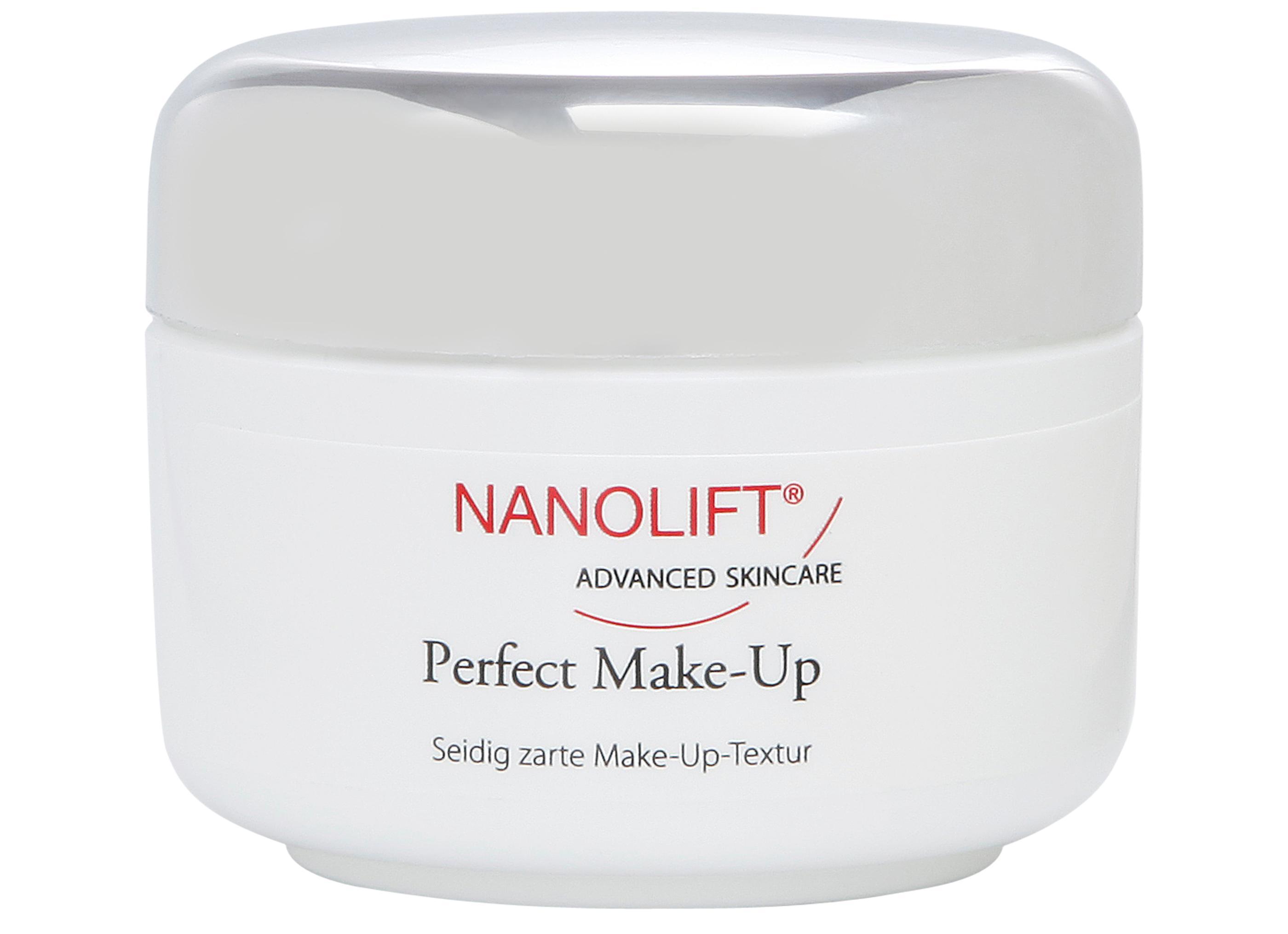 nanolift perfect make up 50ml perfekte abdeckung anti age. Black Bedroom Furniture Sets. Home Design Ideas