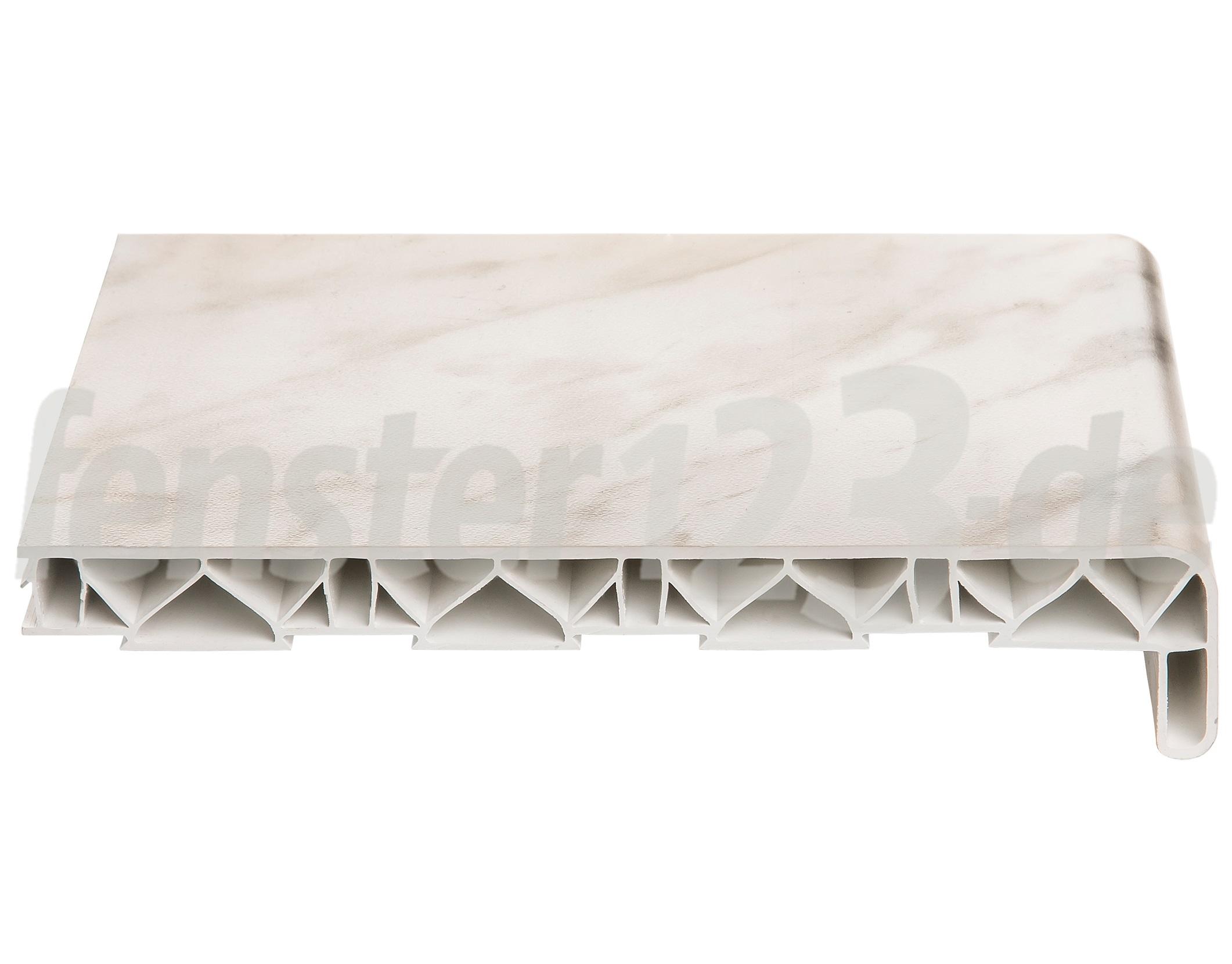 fensterbank innen marmor alle l ngen tiefen pvc inkl endkappen kunststoff ebay. Black Bedroom Furniture Sets. Home Design Ideas