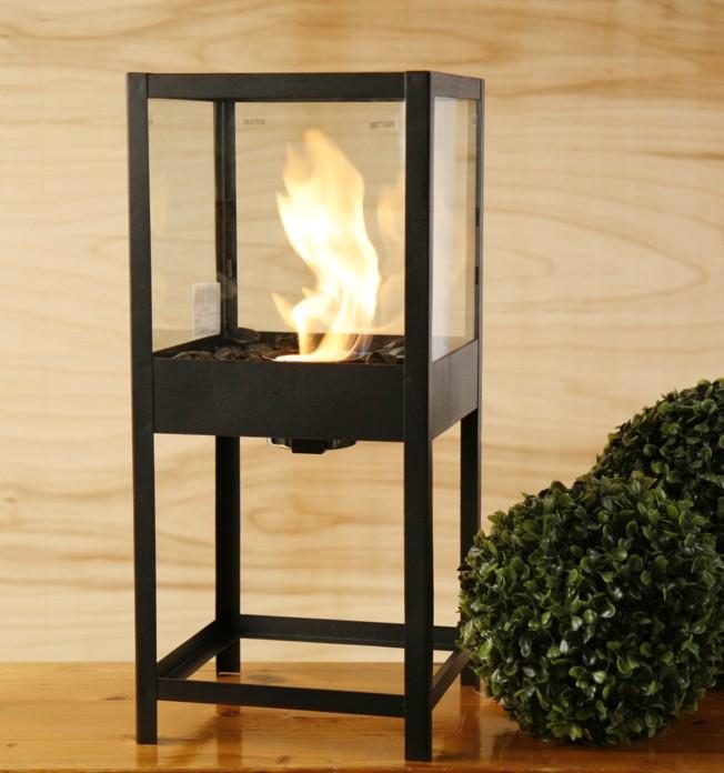 Bio ethanol kamin gelkamintischkamin tischfeuer geschenk for Kamin mit brennpaste